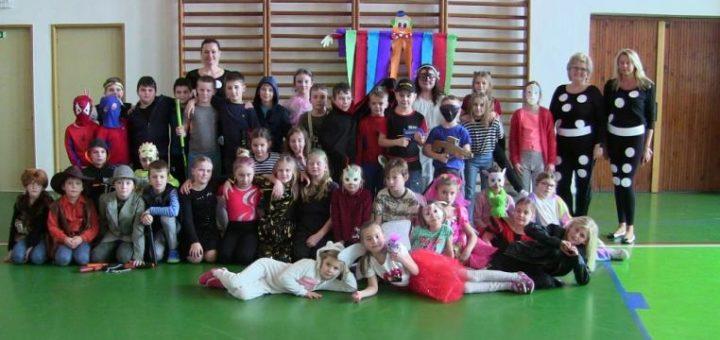 Karneval školní družiny